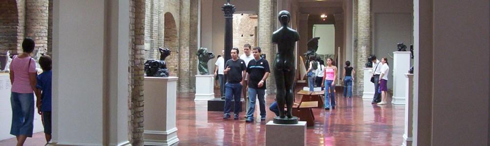 SERVICIOS A MUSEOS